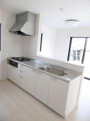 キッチン(右の部屋)