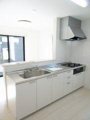 キッチン(左の部屋)