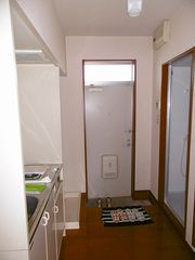 キッチン~玄関(202号室)