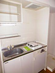 キッチン(202号室)