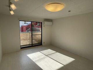 洋室(写真は207号)
