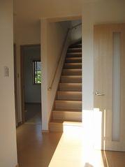 玄関~階段