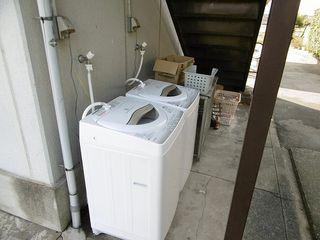 共有洗濯機
