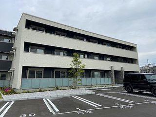 物件番号:25406 ◇【新築】シャ-メゾンステ-ジ新山口駅前 B棟(3の部屋)◇