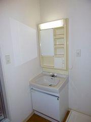 洗面化粧台(102号室)