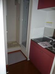 キッチン~洗面スペース